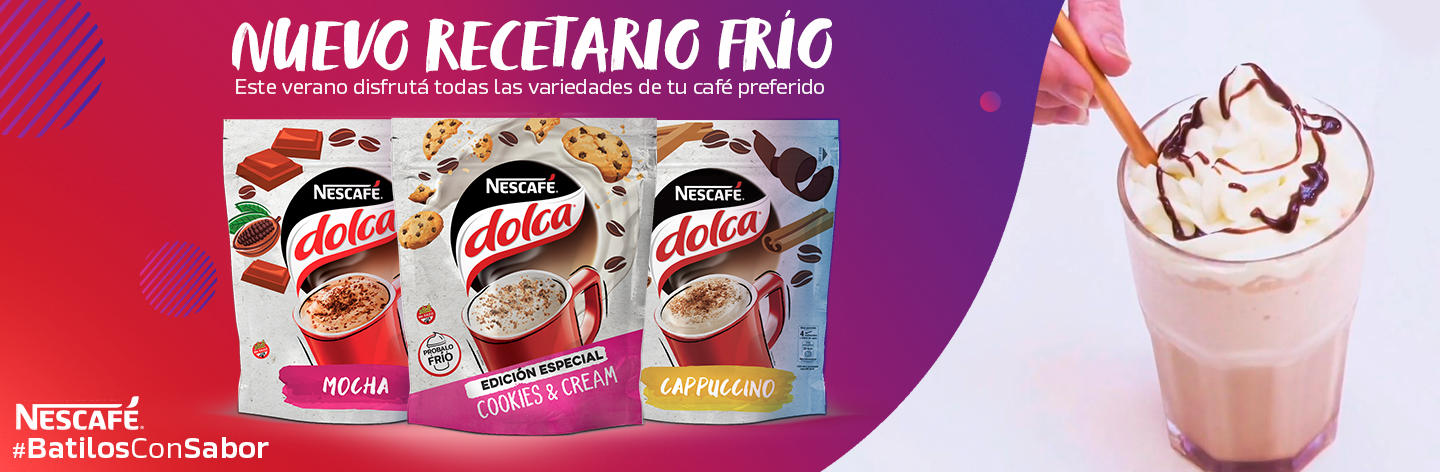 Nescafé Mixes
